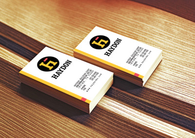 Business card printing by graphic ideals in phoenix az arizona builders exchange business cards haydon building corp colourmoves